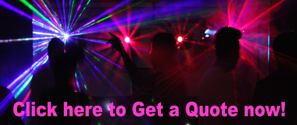 Get a Quote for a London DJ near you.