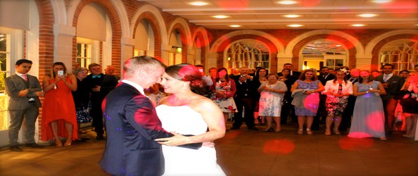 London DJ Wedding entertainment with Deluxe Disco