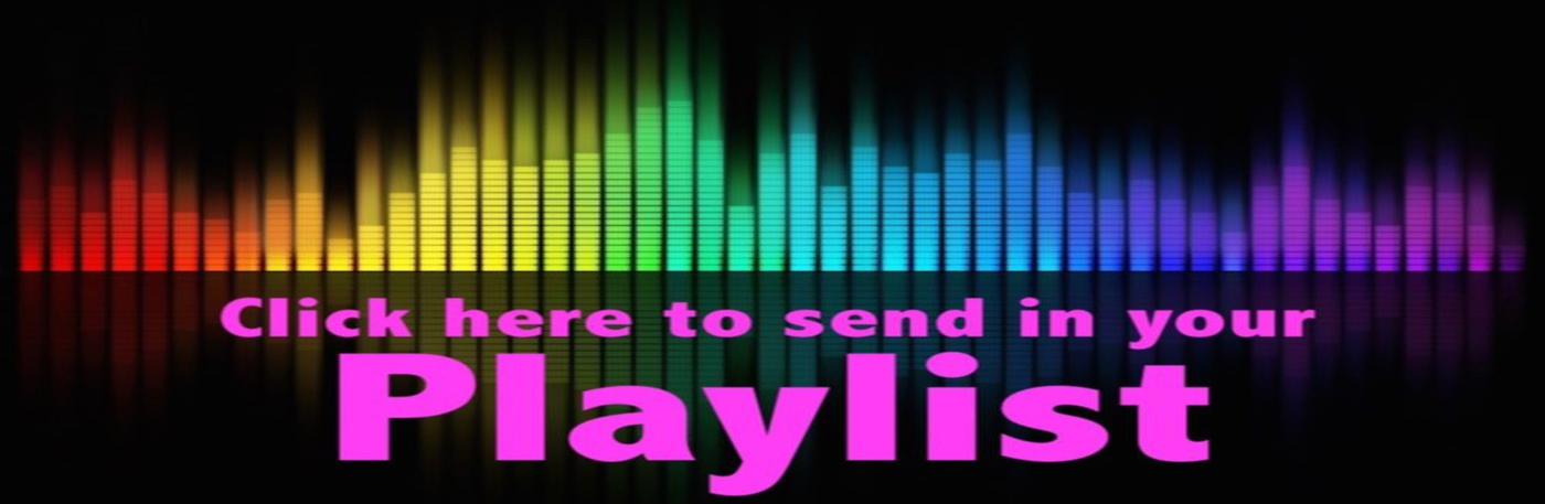 Send London DJ your planylist
